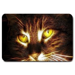 Cat Face Large Doormat