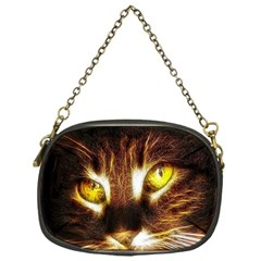 Cat Face Chain Purses (One Side)
