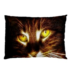 Cat Face Pillow Case
