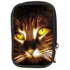 Cat Face Compact Camera Cases