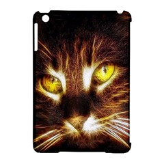 Cat Face Apple iPad Mini Hardshell Case (Compatible with Smart Cover)