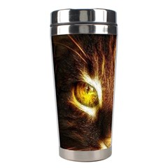 Cat Face Stainless Steel Travel Tumblers