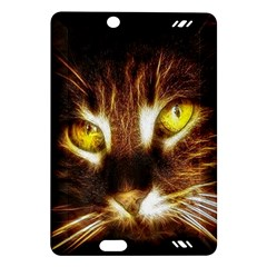 Cat Face Amazon Kindle Fire HD (2013) Hardshell Case