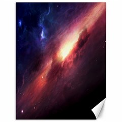 Digital Space Universe Canvas 12  x 16