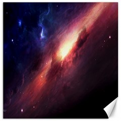 Digital Space Universe Canvas 20  x 20