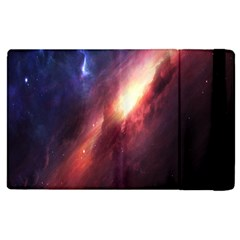 Digital Space Universe Apple iPad 3/4 Flip Case