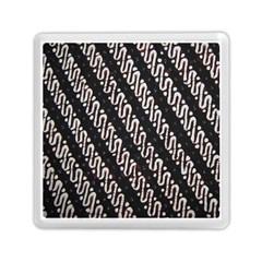 Batik Jarik Parang Memory Card Reader (Square)