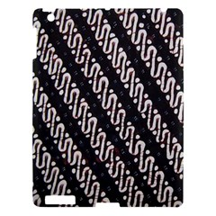 Batik Jarik Parang Apple iPad 3/4 Hardshell Case