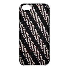 Batik Jarik Parang Apple iPhone 5C Hardshell Case