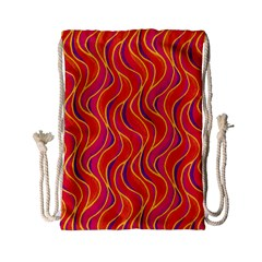 Pattern Drawstring Bag (Small)