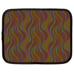 Pattern Netbook Case (XXL)