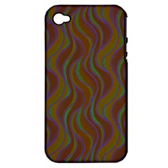 Pattern Apple iPhone 4/4S Hardshell Case (PC+Silicone)