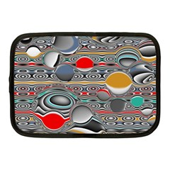 Changing Forms Abstract Netbook Case (Medium)