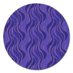 Pattern Magnet 5  (Round)