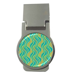 Pattern Money Clips (Round)