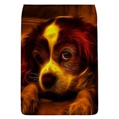 Cute 3d Dog Flap Covers (L)