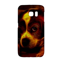 Cute 3d Dog Galaxy S6 Edge