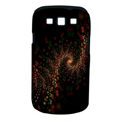 Multicolor Fractals Digital Art Design Samsung Galaxy S III Classic Hardshell Case (PC+Silicone)