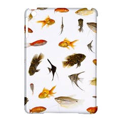 Goldfish Apple iPad Mini Hardshell Case (Compatible with Smart Cover)