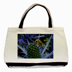 Chihuly Garden Bumble Basic Tote Bag (Two Sides)