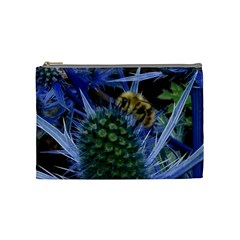 Chihuly Garden Bumble Cosmetic Bag (Medium)