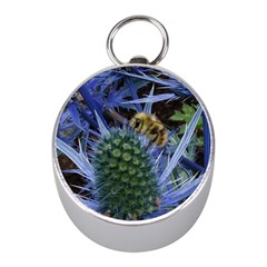 Chihuly Garden Bumble Mini Silver Compasses
