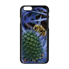 Chihuly Garden Bumble Apple iPhone 6/6S Black Enamel Case