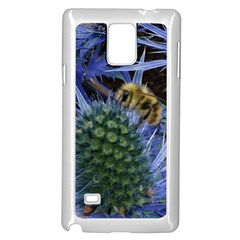 Chihuly Garden Bumble Samsung Galaxy Note 4 Case (White)
