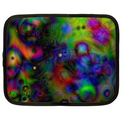 Full Colors Netbook Case (XL)