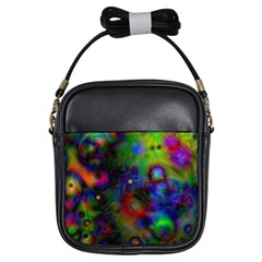 Full Colors Girls Sling Bags