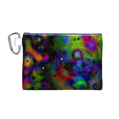Full Colors Canvas Cosmetic Bag (M)
