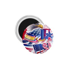 United States Of America Usa Images Independence Day 1.75  Magnets