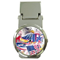 United States Of America Usa Images Independence Day Money Clip Watches
