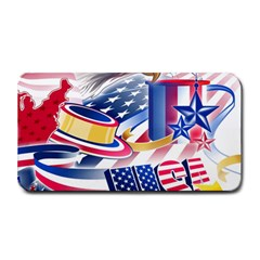 United States Of America Usa Images Independence Day Medium Bar Mats
