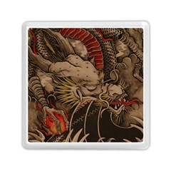 Chinese Dragon Memory Card Reader (Square)