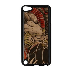 Chinese Dragon Apple iPod Touch 5 Case (Black)
