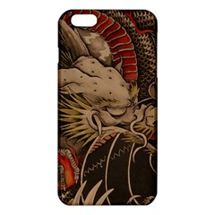 Chinese Dragon iPhone 6 Plus/6S Plus TPU Case