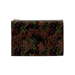 Digital Camouflage Cosmetic Bag (Medium)