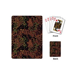 Digital Camouflage Playing Cards (Mini)
