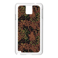 Digital Camouflage Samsung Galaxy Note 3 N9005 Case (White)