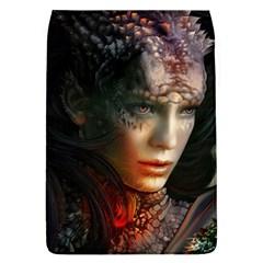 Digital Fantasy Girl Art Flap Covers (L)
