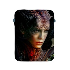 Digital Fantasy Girl Art Apple iPad 2/3/4 Protective Soft Cases