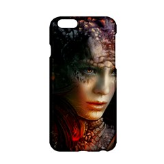 Digital Fantasy Girl Art Apple iPhone 6/6S Hardshell Case