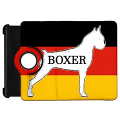 Boxer Name Silo On Flag White Kindle Fire HD 7