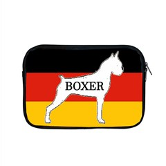 Boxer Name Silo On Flag White Apple MacBook Pro 15  Zipper Case