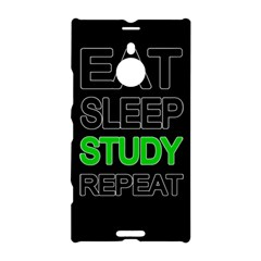 Eat sleep study repeat Nokia Lumia 1520
