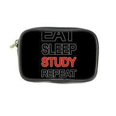 Eat sleep study repeat Coin Purse