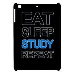 Eat sleep study repeat Apple iPad Mini Hardshell Case
