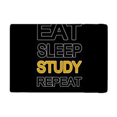 Eat sleep study repeat Apple iPad Mini Flip Case