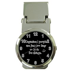 Lazy Money Clip Watches